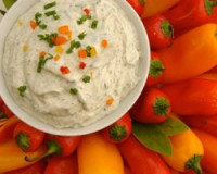 Deli Dip with Peppers