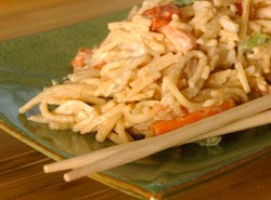Seafood Thai Pad