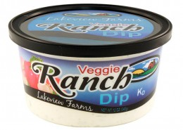 Lakeview Farms Veggie Ranch Dip 12oz