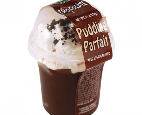 Lakeview Farms Chocolate Pudding Parfait 6oz