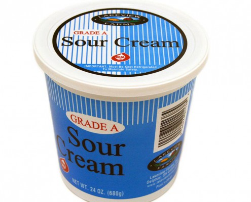 Lakeview Farms Sour Cream - 24oz