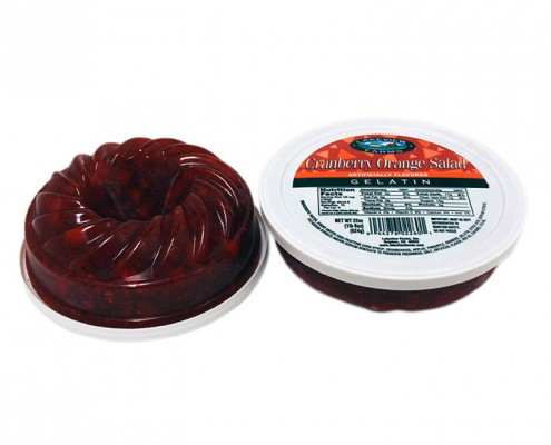 Lakeview Farms Cranberry Orange Gelatin 22oz