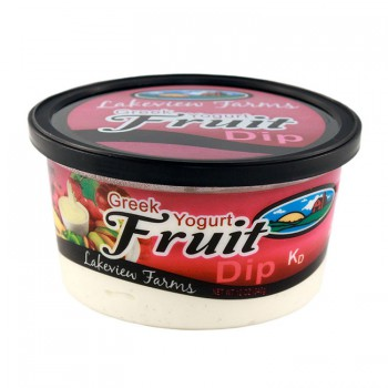 Lakeview Farms Greek Yogurt Fruit Dip 12oz