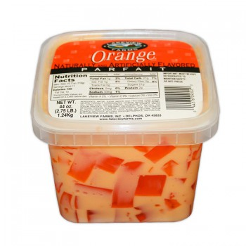 Lakeview Farms Orange Parfait 44oz