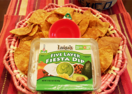 Luisas-Homemade-Tortilla-Chips-with-Fiesta-Dip-Thumb