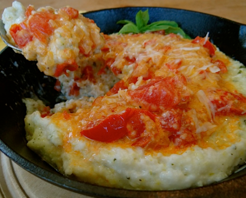 gracious-grits-grits-with-pesto-and-tomato-gravy-website
