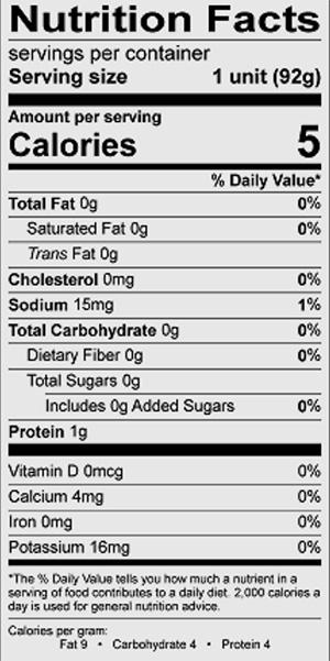 Microsoft Word - 105260 asst sugar free gelatin (s, mo, bc, rasp